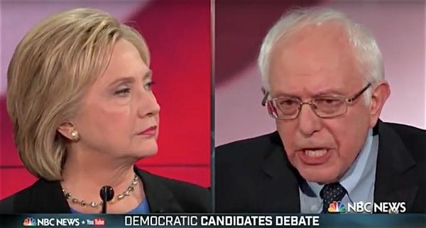 democratic debate clip