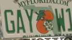 gay license plates