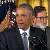 President Obama Cries During Emotional Gun Reform Announcement: WATCH