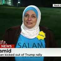Don Lemon Interviews Muslim Woman Kicked Out of Trump Rally: WATCH