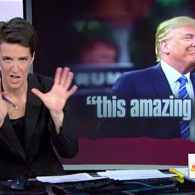 Rachel Maddow on Trump's Love Affair with Anti-Gay Birther Rag WorldNetDaily – WATCH
