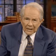 Pat Robertson Warns Youth Could Get 'Wrapped Up In the Gay Lifestyle' Without Parental Intervention: VIDEO