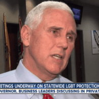 NOM's Brian Brown Is Terrified That Indiana Gov. Mike Pence Might Back LGBT Rights