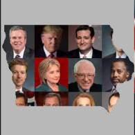 2016 Iowa Caucus Results