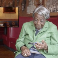 106-Year-Old Virginia McLaurin Views the Viral Video of Her Meeting with the Obamas: WATCH