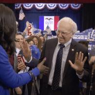 Larry David Thinks He Knows How Bernie Sanders Lost Iowa: WATCH