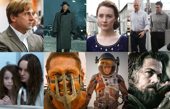 best picture 2016 Oscar winners list