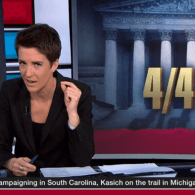 Rachel Maddow: GOP Blocking an Obama SCOTUS Nominee Would Be a Constitutional Crisis – WATCH