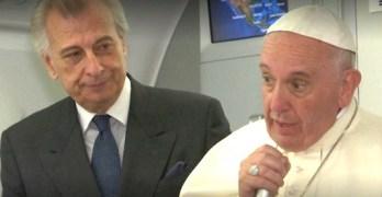 Pope Francis Donald Trump