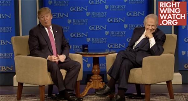 Donald Trump scotus Pat Robertson