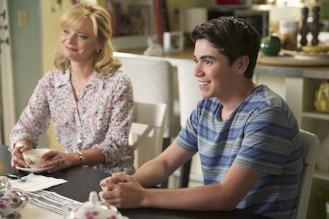 Noah Galvin and Martha Plimpton on The Real O'Neals
