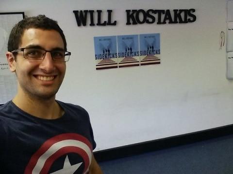 Will Kostasis
