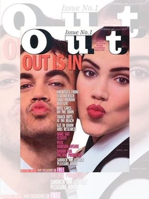 Out's Premiere Issue