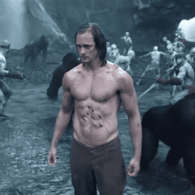 Alexander Skarsgard's Abs Rule the Jungle in 'The Legend of Tarzan' Trailer – WATCH