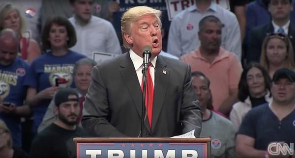Donald Trump 7-11 Trump LGBT