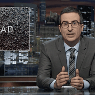John Oliver Explains the Horrific Reality of Lead Poisoning in America – WATCH