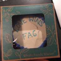 Gay Pastor Sues Whole Foods for Selling Cake with 'LOVE WINS FAG' Written On It – WATCH