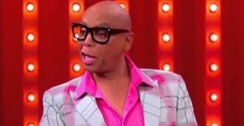 RuPaul Gay For Play