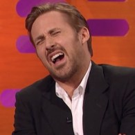 Ryan Gosling Licked a Man's Hairy Belly and He Wasn't Ready for It: WATCH