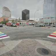 austin rainbow crosswalks