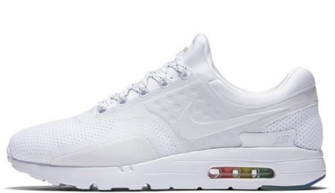 size 40 9ff38 701d5 Nike To Issue (Subtle) LGBT Pride  Be True  Air Max Zero Sneaker ...