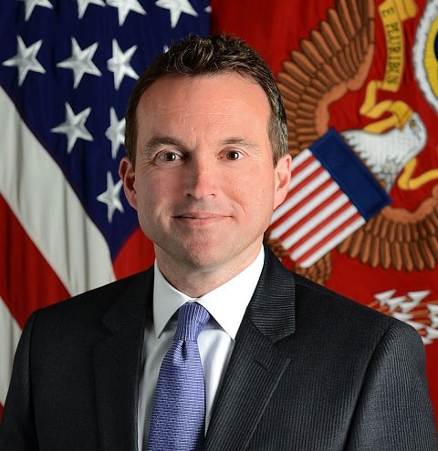 Secretary_of_the_Army_Eric_Fanning gay army secretary
