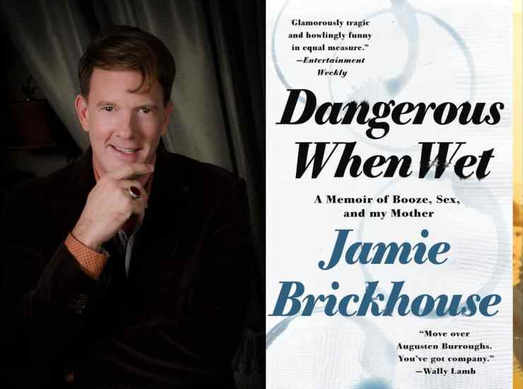 Jamie Brickhouse Dangerous When Wet