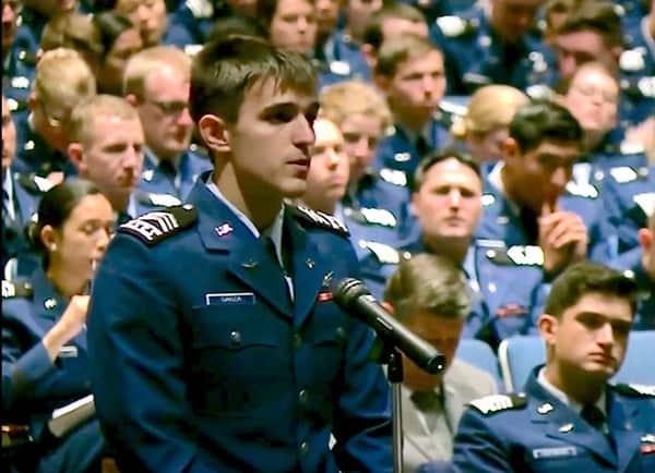 cadet Ash Carter transgender