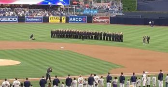 MLB padres gay chorus