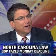 Pat McCrory Fox News Sunday
