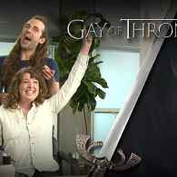 The 'Gay of Thrones' Recap of S6xE5 Is Here: 'The Hoe Door' – WATCH