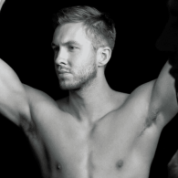 Calvin Harris' Shirtless SelfieIs What You Came For – LOOK
