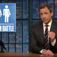 Seth Meyers Takes a Closer Look at Perverts, Republicans, and Transgender Bathroom Lies