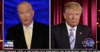 Bill O'Reilly Donald Trump