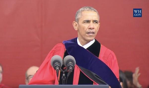 Rutgers Obama