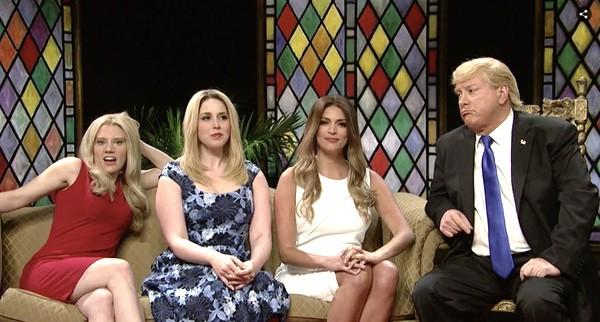 SNL Church Lady Trump