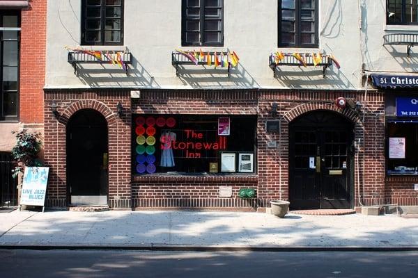 Stonewall Inn national park Johannes Jordan wikimedia commons