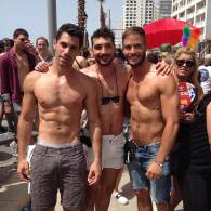 Tel Aviv Gay Pride 2016 Review: Sexy Men, Gorgeous Views, and a Popping Party Scene