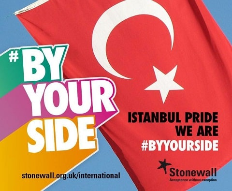 Istanbul Pride Stonewall