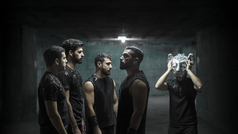 band Mashrou Leila
