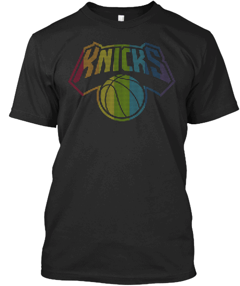 NBA Pride T-Shirts 2016 Knicks