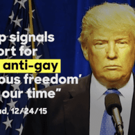 The Republican Misdirection on Gay Rights Won't Fool Us into Forgetting the Hate
