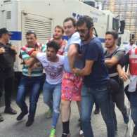 German Politicians Detained as Turkish Police Use Teargas on Banned Istanbul Pride March: VIDEO