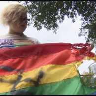 Vandals Desecrate Gay Texas Man's Memorial to Orlando Victims – VIDEO