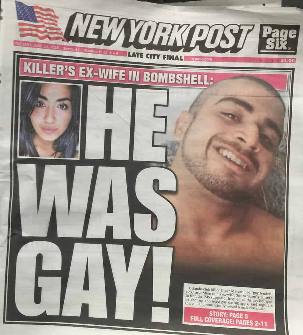 shooter was gay orlando shooter