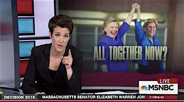 Clinton Warren ticket