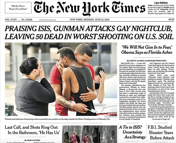 nyt gay bar attacks