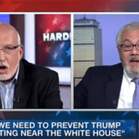 Barney Frank and Sanders Campaign Manager Jeff Weaver Trade Blows on 'Hardball' – WATCH