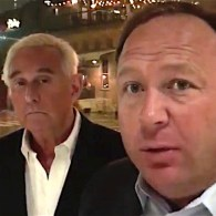 Former Strategist and Extremist Ally Roger Stone Clears Up Those Pesky Donald Trump Gay Rumors