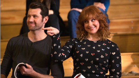 TV this week includes difficult people
